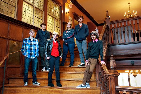 L'articolo 'Generation LGBTQIA' del 9 gennaio 2013