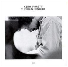 La copertina del Köln Concert, il capolavoro di Keith Jarrett