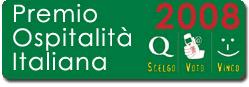 Un banner promozionale tratto dal sito ufficiale del marchio 'Ospitalità Italiana'