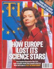 La copertina del Time che ritrae Sandra Savaglio, eroina degli scienziati europei costretti ad emigrare