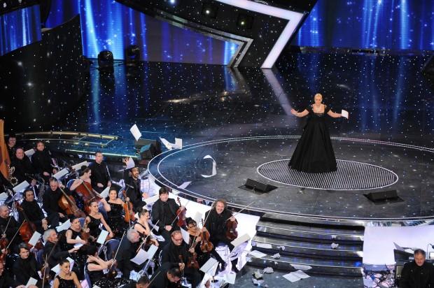 La rivolta degli orchestrali contro il podio di Sanremo 2010