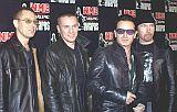 Una recente immagine degli U2